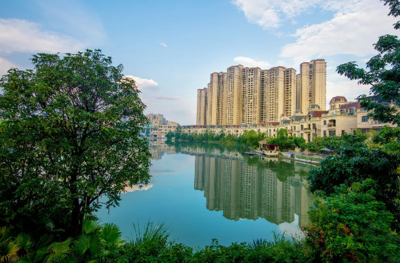 龙光城北五期高层